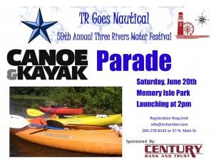 CanoeKayak Parade