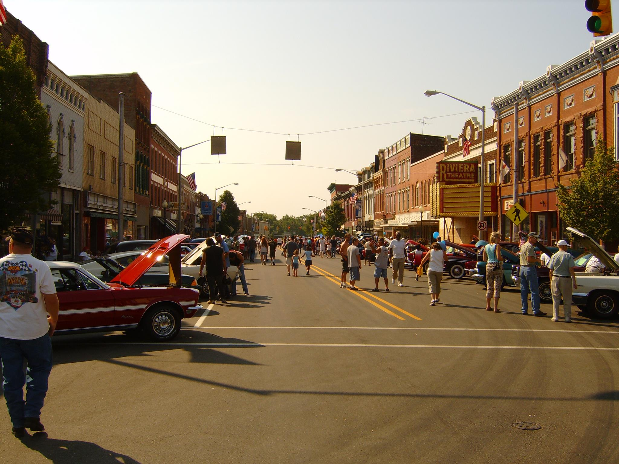 Three Rivers Water Festival Car Show