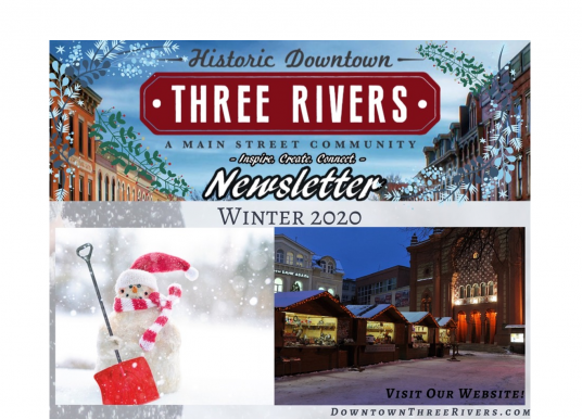 What's Happening in Downtown TR!