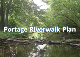 Portage Riverwalk Update