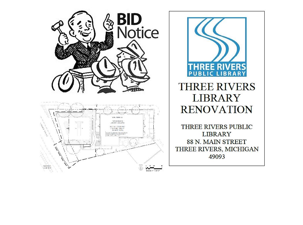 Bid Notice (Library Renovation)