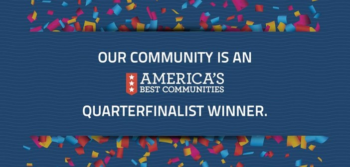 Three Rivers Selected As Quarter Finalist in America's Best Communities