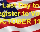 Close of Registration