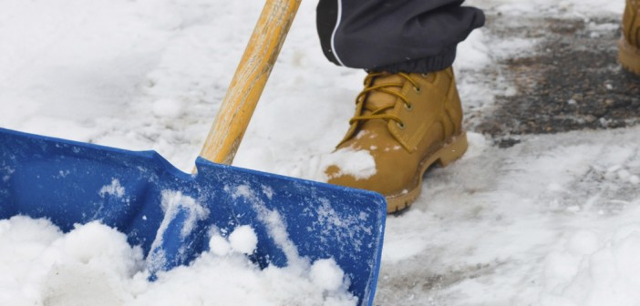 NEW Snow & Ice Removal Ordinance in Effect