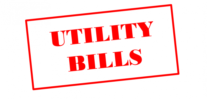 Utility Bill Estimator with Proposed New Rates